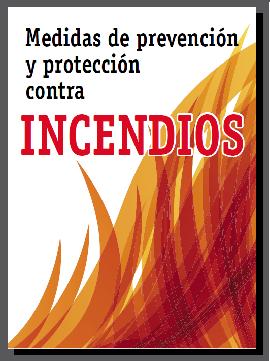 Manual incendios insht sisco for Medidas contra incendios