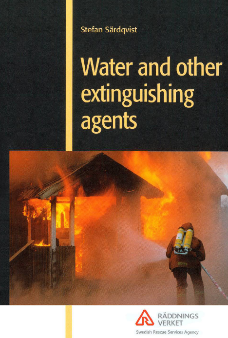 Water and other extinguishing agents (cover)